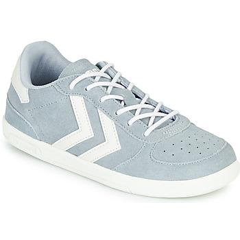 Παπούτσια Παιδί Χαμηλά Sneakers Hummel VICTORY JR Grey