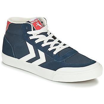Παπούτσια Άνδρας Ψηλά Sneakers Hummel STADIL 3.0 CLASSIC HIGH Μπλέ