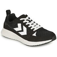 Παπούτσια Άνδρας Χαμηλά Sneakers Hummel COMPETITION Black