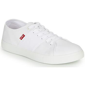Παπούτσια Άνδρας Χαμηλά Sneakers Levi's PILLSBURY Άσπρο