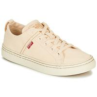 Παπούτσια Γυναίκα Χαμηλά Sneakers Levi's SHERWOOD S LOW Beige