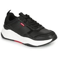 Παπούτσια Γυναίκα Χαμηλά Sneakers Levi's WEST Black