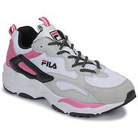 Παπούτσια Γυναίκα Χαμηλά Sneakers Fila Ray Tracer CB wmn Άσπρο / Ροζ