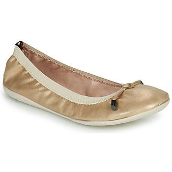 Παπούτσια Γυναίκα Μπαλαρίνες Les Petites Bombes AVA Gold