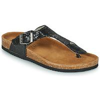 Παπούτσια Γυναίκα Σαγιονάρες Les Petites Bombes TANIA Black