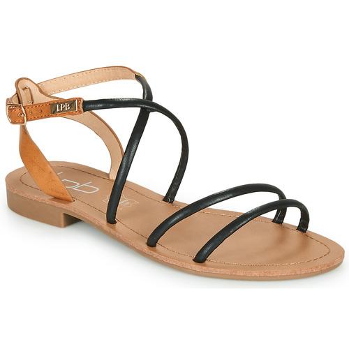 Παπούτσια Γυναίκα Σανδάλια / Πέδιλα Les Petites Bombes EDEN Black