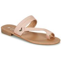 Παπούτσια Γυναίκα Σαγιονάρες Les Petites Bombes EVA Ροζ