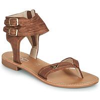Παπούτσια Γυναίκα Σανδάλια / Πέδιλα Les Petites Bombes CAMEL Camel