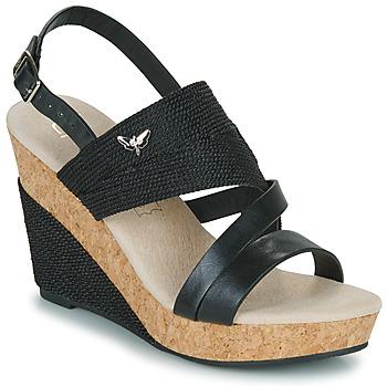 Παπούτσια Γυναίκα Σανδάλια / Πέδιλα Les Petites Bombes MELINE Black