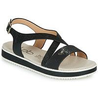 Παπούτσια Γυναίκα Σανδάλια / Πέδιλα Les Petites Bombes MARIA Black
