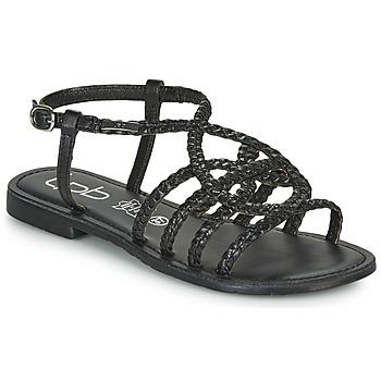 Παπούτσια Γυναίκα Σανδάλια / Πέδιλα Les Petites Bombes ARIA Black