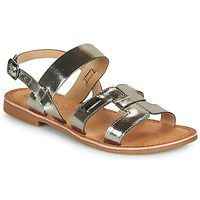 Παπούτσια Γυναίκα Σανδάλια / Πέδιλα Les Petites Bombes BRANDY Silver