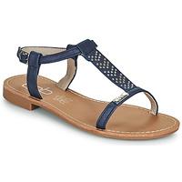 Παπούτσια Γυναίκα Σανδάλια / Πέδιλα Les Petites Bombes EMILIE Marine