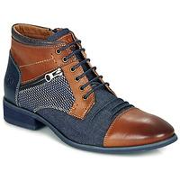 Παπούτσια Άνδρας Μπότες Kdopa BILLY Brown / Μπλέ