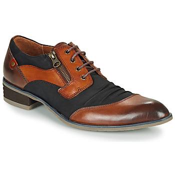 Παπούτσια Άνδρας Derby Kdopa MONTMARTRE Brown
