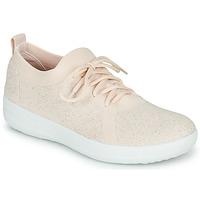 Παπούτσια Γυναίκα Χαμηλά Sneakers FitFlop F-SPORTY UBERKNIT SNEAKERS Ροζ