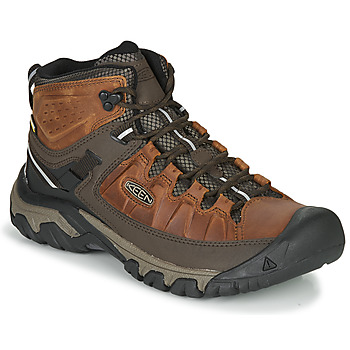 Παπούτσια Άνδρας Πεζοπορίας Keen TARGHEE III MID WP Brown