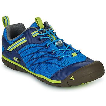 Παπούτσια Αγόρι Σπορ σανδάλια Keen CHANDLER CNX Μπλέ / Green