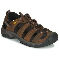 Παπούτσια Άνδρας Σπορ σανδάλια Keen TARGHEE III SANDAL Brown