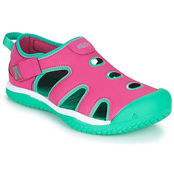 Παπούτσια Κορίτσι Σπορ σανδάλια Keen STINGRAY Violet / Μπλέ