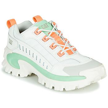 Παπούτσια Άνδρας Χαμηλά Sneakers Caterpillar INTRUDER Άσπρο / Green