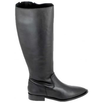 Παπούτσια Μπότες Porronet Botte Bost Noir Black