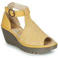 Παπούτσια Γυναίκα Σανδάλια / Πέδιλα Fly London YALLS Yellow