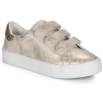 Παπούτσια Γυναίκα Χαμηλά Sneakers No Name ARCADE STRAPS Beige