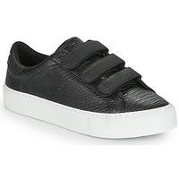 Παπούτσια Γυναίκα Χαμηλά Sneakers No Name ARCADE STRAPS Black