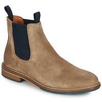 Παπούτσια Άνδρας Μπότες Schmoove PILOT-CHELSEA Brown / Μπλέ