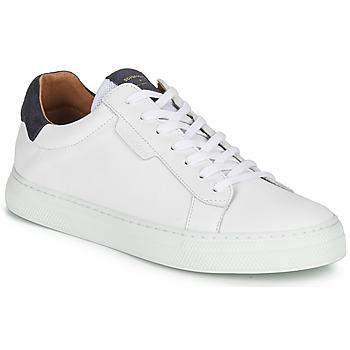 Παπούτσια Άνδρας Χαμηλά Sneakers Schmoove SPARK-CLAY Άσπρο / Μπλέ