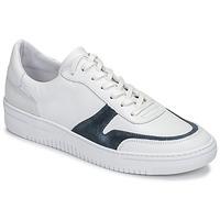 Παπούτσια Άνδρας Χαμηλά Sneakers Schmoove EVOC-SNEAKER Άσπρο / Μπλέ