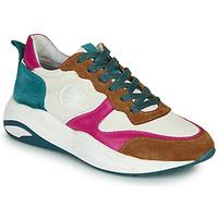 Παπούτσια Γυναίκα Χαμηλά Sneakers Pataugas FRIDA Άσπρο / Multico