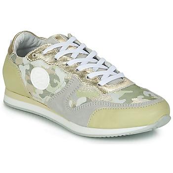 Παπούτσια Γυναίκα Χαμηλά Sneakers Pataugas IDOL/MIX Camouflage