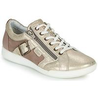 Παπούτσια Γυναίκα Χαμηλά Sneakers Pataugas PAULINE/M Gold