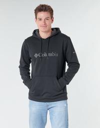 Υφασμάτινα Άνδρας Φούτερ Columbia CSC BASIC LOGO HOODIE Black