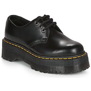 Παπούτσια Μπότες Dr Martens 1461 QUAD Black