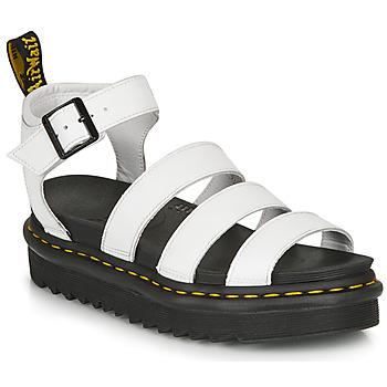 Παπούτσια Γυναίκα Σανδάλια / Πέδιλα Dr Martens BLAIRE HYDRO Άσπρο