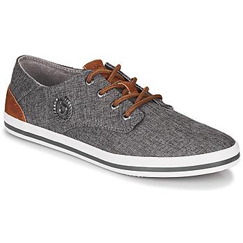 Παπούτσια Άνδρας Χαμηλά Sneakers Bugatti ALFA Grey / Μπλέ