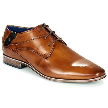 Παπούτσια Άνδρας Derby Bugatti MORINO Brown