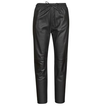 Υφασμάτινα Γυναίκα Παντελόνια Πεντάτσεπα Oakwood GIFT Black