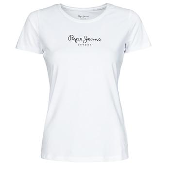 T-shirt με κοντά μανίκια Pepe jeans NEW VIRGINIA Σύνθεση: Βαμβάκι,Spandex