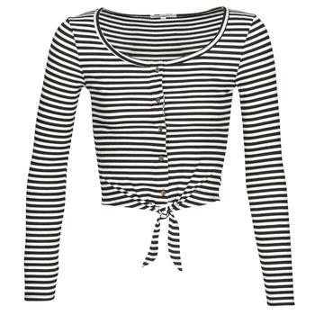 Υφασμάτινα Γυναίκα Μπλούζες Pepe jeans FALBALA Black