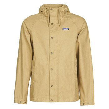 Υφασμάτινα Άνδρας Παρκά Patagonia M's Organic Cotton Canvas Jkt Beige