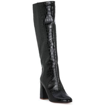 Παπούτσια Γυναίκα Μπότες για την πόλη Priv Lab COCCO NERO Nero