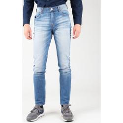 Υφασμάτινα Άνδρας Skinny Τζιν  Lee Arvin L732CDJX blue