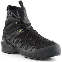 Παπούτσια Άνδρας Πεζοπορίας Salewa Ms Wildfire Edge Mid Gtx 61350-0971 black