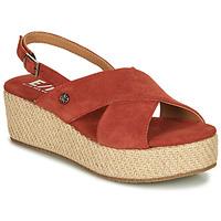 Παπούτσια Γυναίκα Σανδάλια / Πέδιλα Elue par nous GESIEL Red