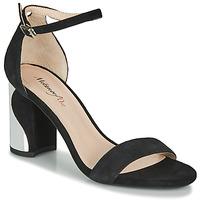Παπούτσια Γυναίκα Σανδάλια / Πέδιλα Metamorf'Ose GABELOU Black