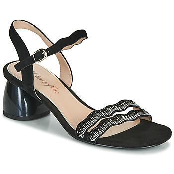 Παπούτσια Γυναίκα Σανδάλια / Πέδιλα Metamorf'Ose GABERNIK Black
